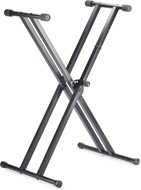 Stagg KXSQ5 Double Braced Keyboard Stand