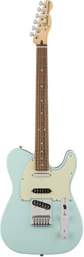 Fender Deluxe Nashville Telecaster Daphne Blue