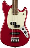 Fender Offset Mustang Bass PJ Torino Red PF