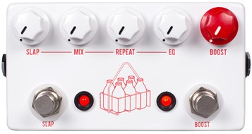 JHS Pedals Milkman Tape Delay Echo with Onboard Booster Enhancer