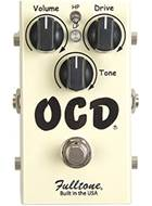 Fulltone OCD Obsessive Compulsive Drive V2