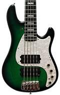 Sandberg California II VM2 Greenburst Ebony Fretboard Block Inlay 5 String Bass
