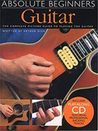 Books Absolute Beginners Guitar AM92615