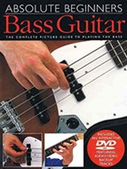 Books Absolute Beginners Bass Guitar (Bk/Cd) AM92616