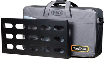 T-Rex Tone Trunk 68 Pedal Rack and Soft Case