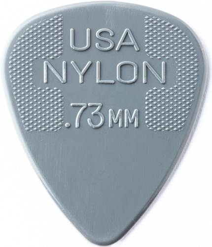 Dunlop 44P.73 Nylon Standard 12/Play Pack Picks