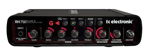 TC Electronic RH750 Head
