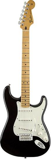 Fender Standard Strat Black MN