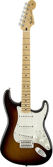 Fender Standard Strat Brown Sunburst MN