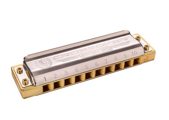 Hohner Crossover Harmonica D