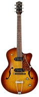 Godin 5th Avenue Kingpin CW Cognac P90s