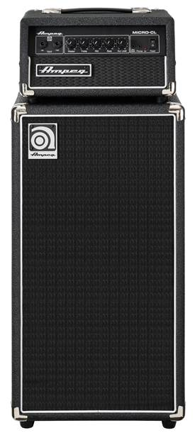 Ampeg SVT Micro CL Stack
