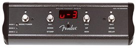 Fender Mustang 4 Button Footswitch