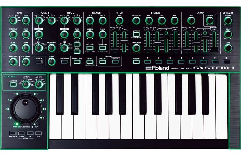 Roland System-1 Synth | System One