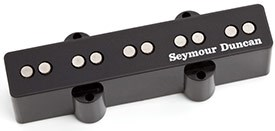 Seymour Duncan SJ5-3N 5 String Quarter Pound Jazz Bass