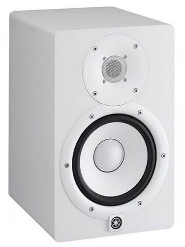 Yamaha HS7 Studio Monitor White (Single)