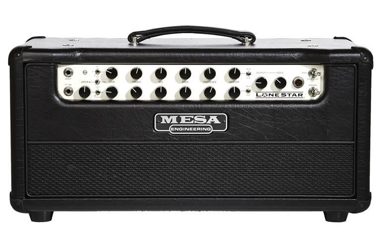 Mesa Boogie Lone Star Medium Head 2