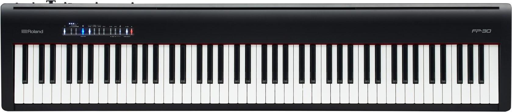Roland FP-30 Black Digital Piano