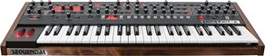 Dave Smith Instruments Prophet 6 Keyboard Front View
