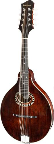 Eastman MD604 A-style with Oval Hole
