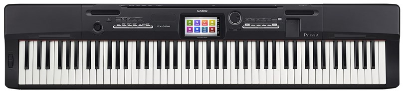 Casio PX-360 Digital Piano