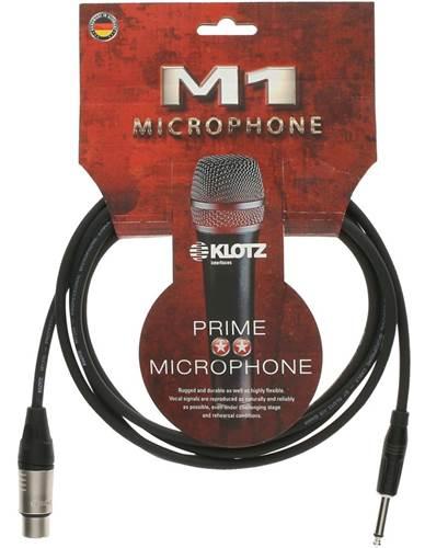 Klotz M1FS1K0300 FMXLR-Jack 5m Mic Cable - copy