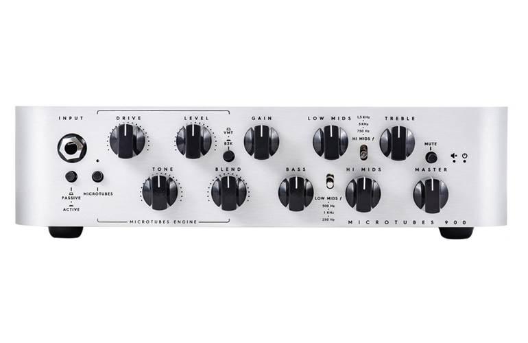 Darkglass Microtubes 900 Bass Amp