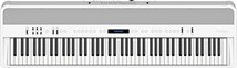 Roland FP-90-WH Digital Piano Front View