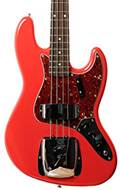 Fender Custom Shop 1964 Jazz Bass NOS Fiesta Red Master Builder Designed by Jason Smith