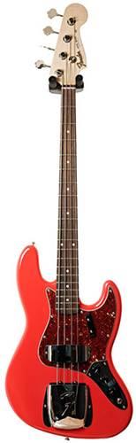 Fender Custom Shop 1964 Jazz Bass NOS Fiesta Red Master Builder Designed by Jason Smith