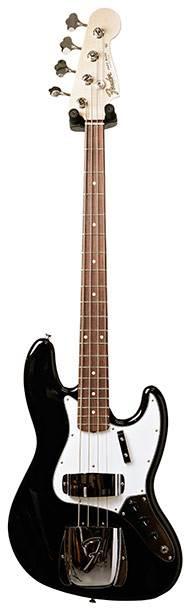 Fender Custom Shop 1964 Jazz Bass NOS Black Master Builder Designed by Jason Smith