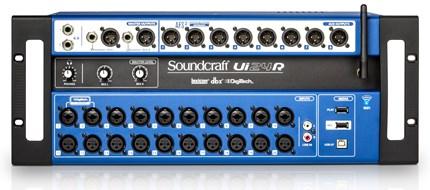 Soundcraft UI24R Mixer