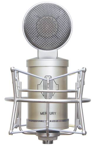 Sontronics Mercury Variable Pattern Valve Microphone