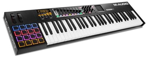 M-Audio Code 61 Black Controller Keyboard