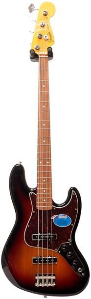 Fender Classic Series Lacquer 60s Jazz Bass PF 3 Tone Sunburst
