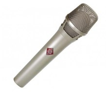 Neumann KMS 104 Plus Handheld Condenser Mic Nickel