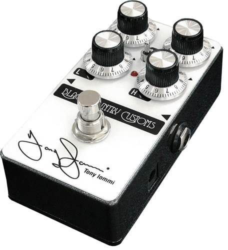 Laney Black Country Customs TI-Boost Tony Iommi Signature Boost Pedal