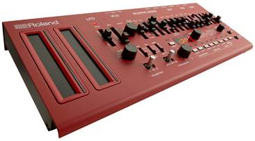 Roland SH-01A Boutique Synthesizer Red