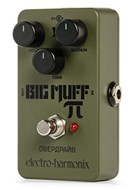 Electro Harmonix Green Russian Big Muff Distortion/Sustainer