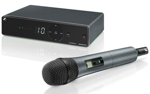 Sennheiser XSW 1-835-GB Handheld Vocal Wireless System (606-630 MHz)
