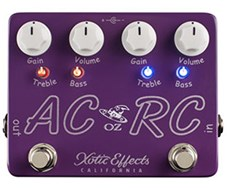 Xotic AC/RC-OZ Oz Noy Signature