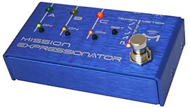 Mission Engineering M-EXP-MINI Expressionator Multi-Expression Controller