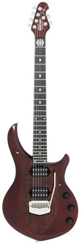 Music Man BFR Majesty Claro Walnut Trans Walnut