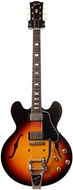 Gibson ES-335 Anchor Stud Bigsby VOS Antique Vintage Sunburst 2018