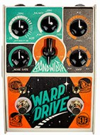 Stone Deaf Warp Drive High Gain Parametric Filter