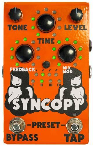 Stone Deaf Syncopy Analog Delay