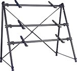Stagg KXS-C34BK 3 Tier Keyboard Stand