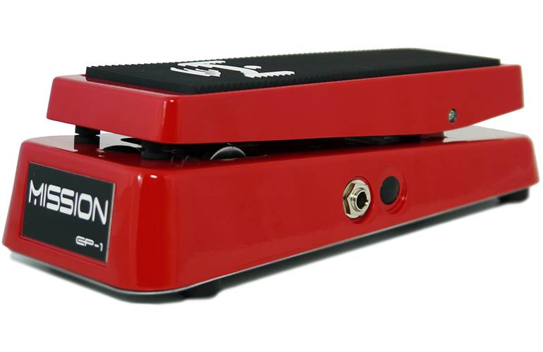 Mission Engineering EP1-RD Expression Pedal Red