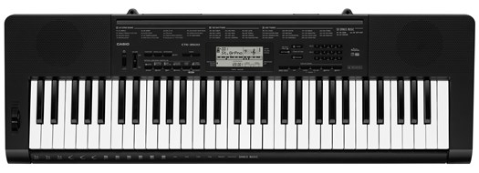 Casio CTK3500 Keyboard (excludes Psu)