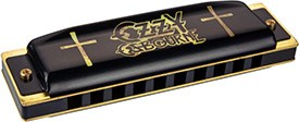 Hohner Ozzy Osbourne Signature Harmonica